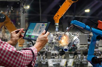 ADVANCED ROBOTICS AND AUTOMATION